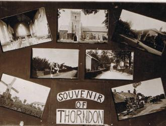 Souvenir of Thorndon