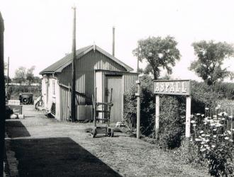 Thorndon Aspall station 3