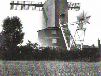 Thorndon Mill 1923