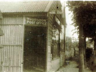 Thorndon Post Office