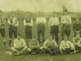 thorndon football team